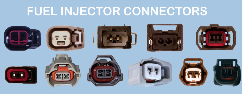 Fuel Injector Connectors